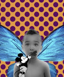 Save the children with Miky Mouse
