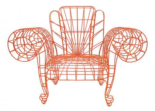 TUA Special armchair
